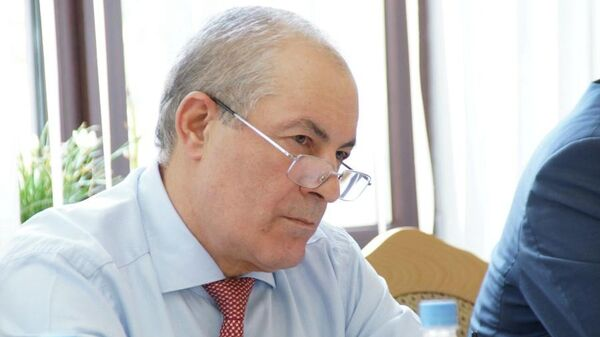 Депутат Волгоградской областной думы Гасан Набиев