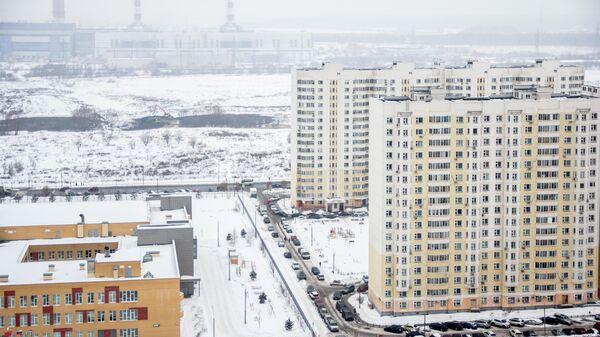 Улица Борисовка в Мытищих