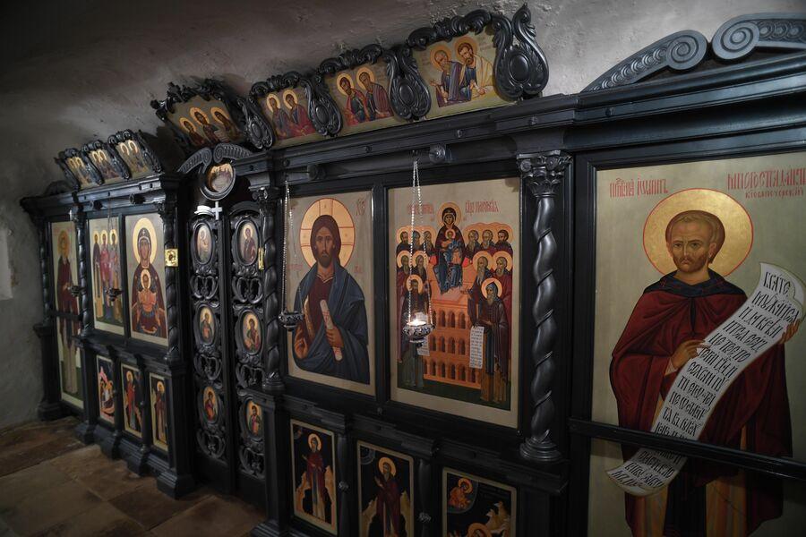 Саровский монастырь