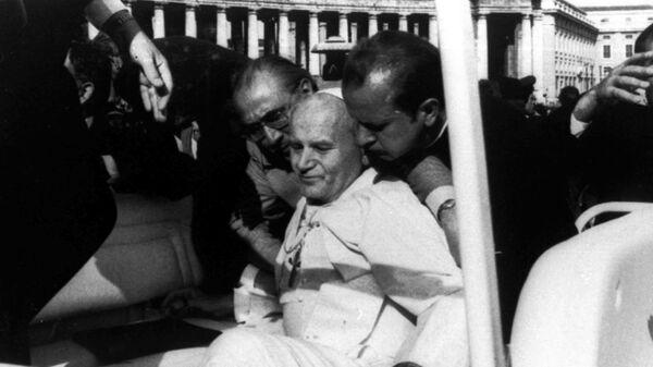 Покушение на жизнь Иоанна Павла II. 13 мая 1981