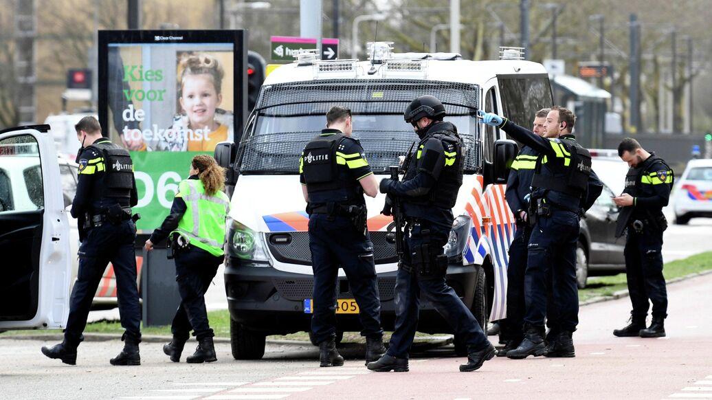 В результате стрельбы в Утрехте погибли три человека, сообщили СМИ