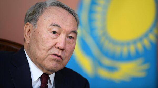 Назарбаев заявил, что готовился к отставке с поста президента Казахстана более трех лет