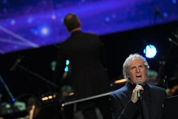 Американский певец Майкл Болтон