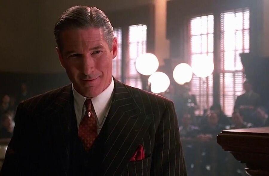 Кадр из фильма Чикаго
