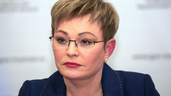 Бывший губернатор Мурманской области Марина Ковтун