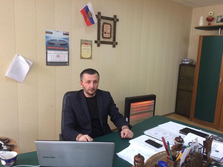 Секретарь АТК Магомед Гамзатов