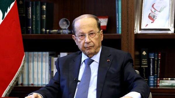 Президент Ливана обеспокоен решением США по Голанам