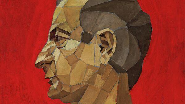 Портрет отца. 1973. Государственная Третьяковская галерея