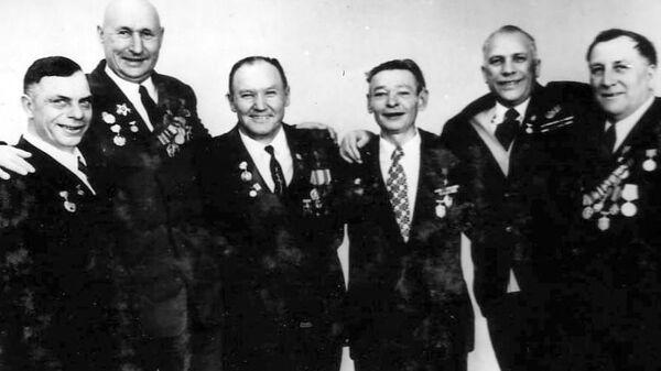 Выжившие участники десанта Ольшанского