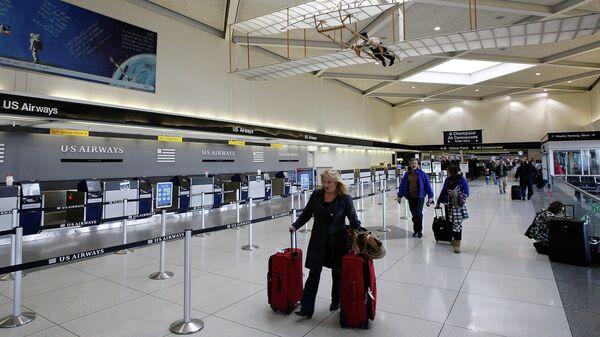 Международный аэропорт Шарлотт Дуглас