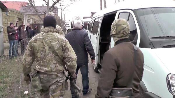 """В Крыму задержали 20 участников """"Хизб ут-Тахрир""""*"""