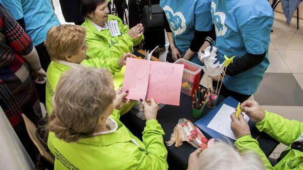 В Орле открылся 19-й в стране центр серебряного волонтерства