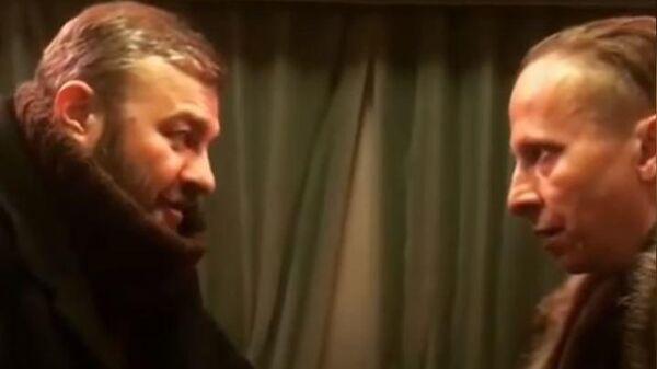 Пореченков и Охлобыстин сняли ролик в поддержку Зеленского