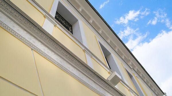 Здание Фряновской мануфактуры в Москве