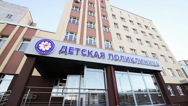 Детская поликлиника ЦРБ Североморска