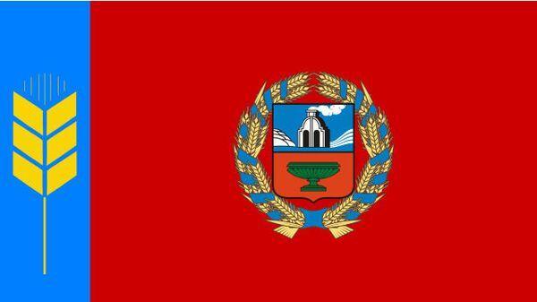 Алтайский край флаг
