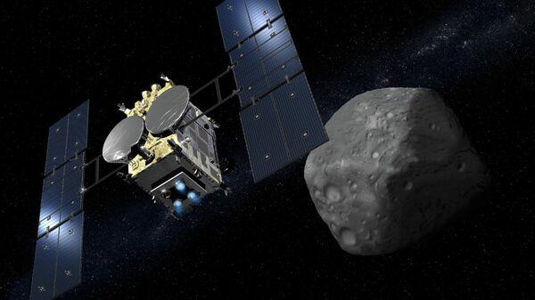 Миссия Хаябуса-2