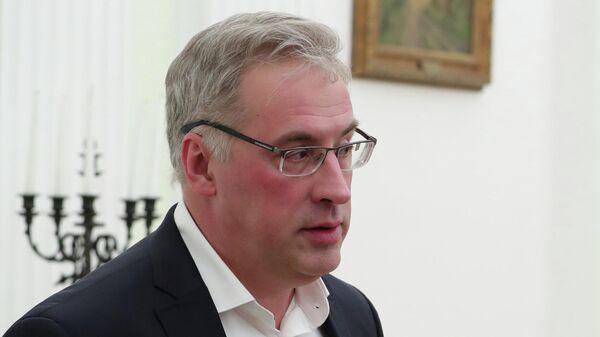 Ведущий программы Место встречи на НТВ Андрей Норкин