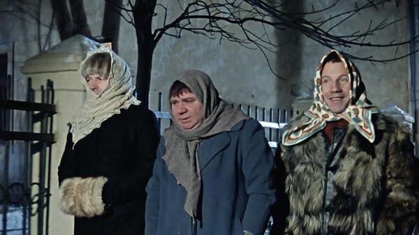 Кадр из фильма Джентельмены удачи(1971)