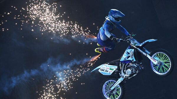 XII Фестиваль экстремальных видов спорта Прорыв