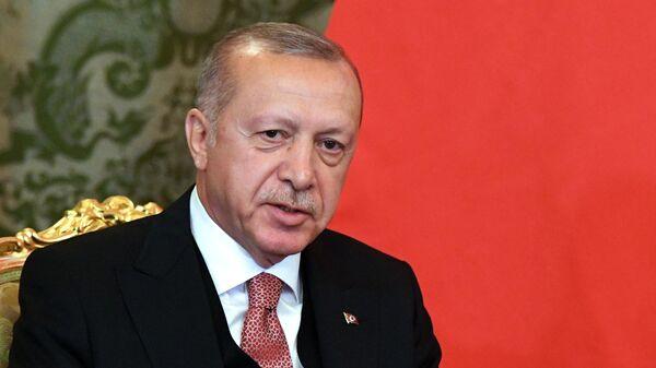 Эрдоган осудил нападение на оппозиционного лидера Турции