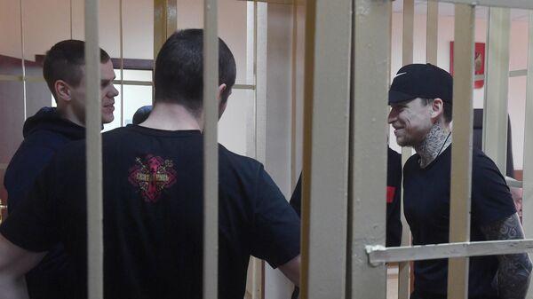Рассмотрение по существу уголовного дела в отношения А. Кокорина и П. Мамаева