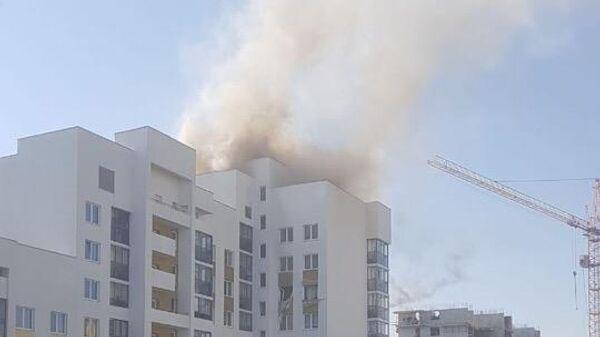 Взрыв в 17-этажном жилом доме в Екатеринбурге. 10 апреля 2019