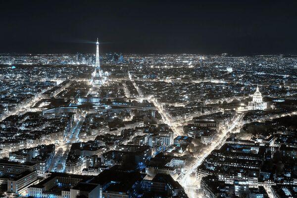 Pierre-Louis Ferrer. Конкурс инфракрасной фотографии Life in Another Light