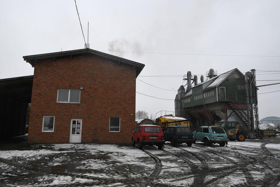 Мельница в деревне Аполлоновка