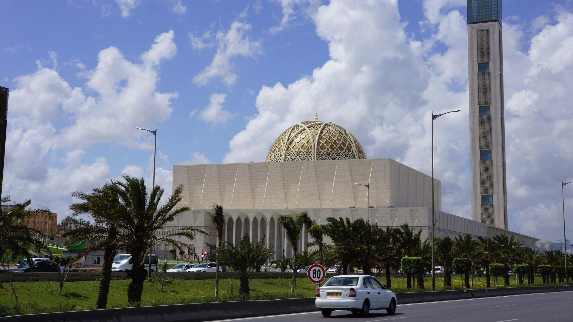 Мечеть Джамаа аль-Джазаир в Алжире - РИА Новости, 1920, 12.06.2021