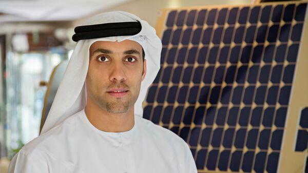 Глава программы по подготовке космонавтов ОАЭ Космического центра имени Мухаммеда бен Рашида Салем аль-Мурри