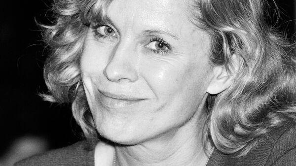 Шведская актриса Биби Андерсон. 24 ноября 1981