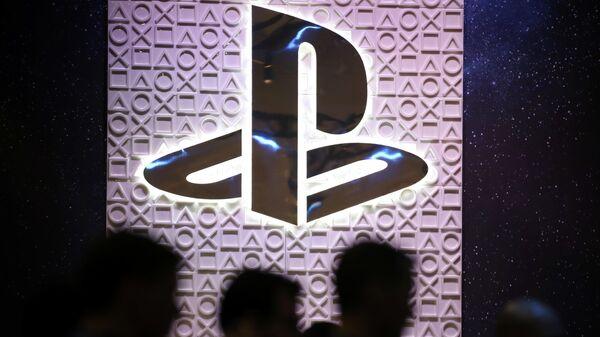 Стенд Sony PlayStation на конференции Game Developers Conference 2019 в Сан-Франциско, США. 22 марта 2019