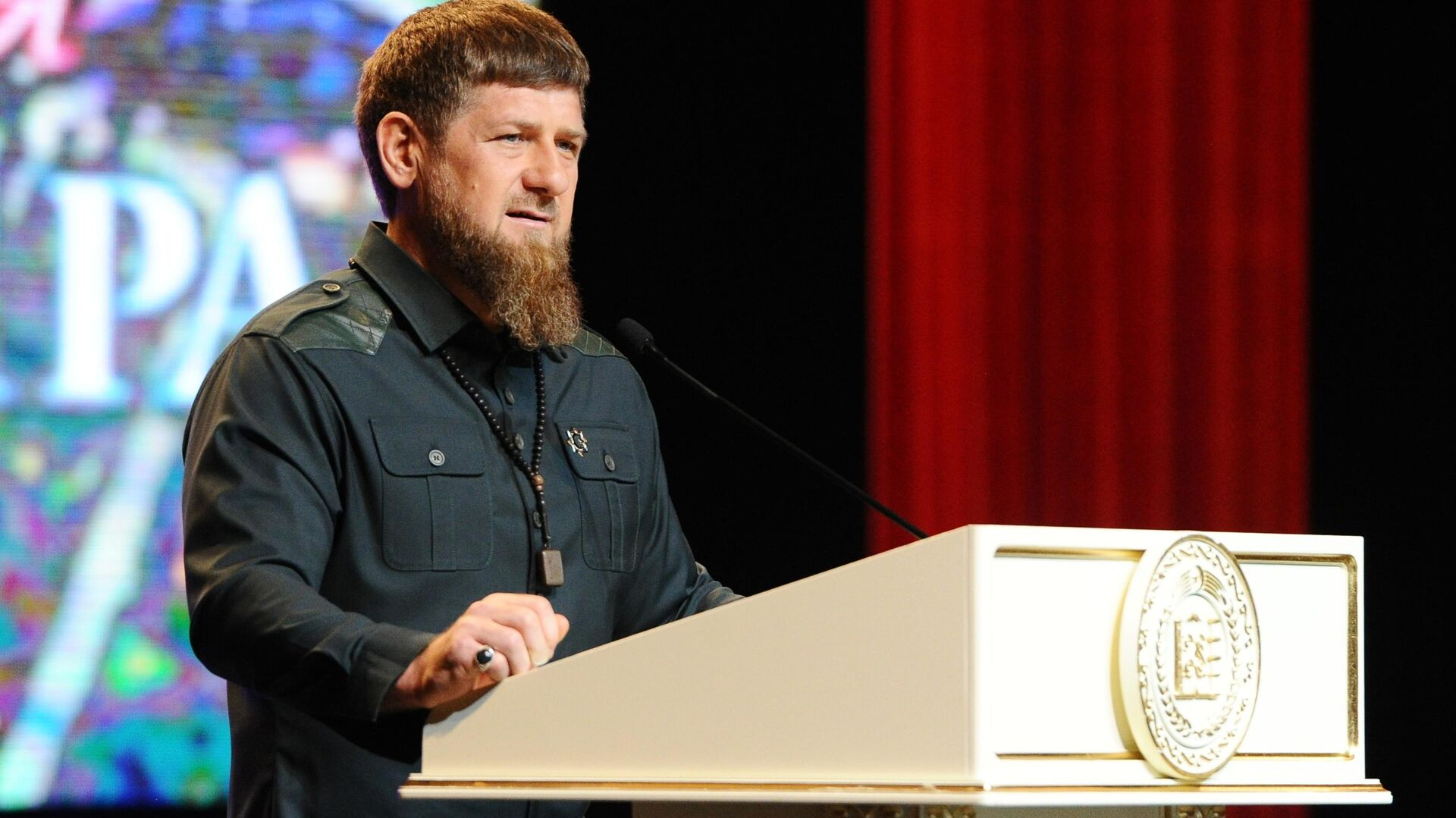 Глава Чеченской Республики Рамзан Кадыров - РИА Новости, 1920, 10.12.2020