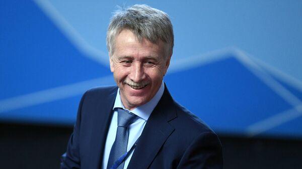Председатель правления, член совета директоров компании Новатэк Леонид Михельсон. Архивное фото