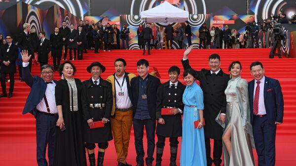 Гости 41-го Московского Международного кинофестиваля (ММКФ). 18 апреля 2019