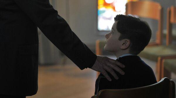 Кадр из фильма По воле божьей