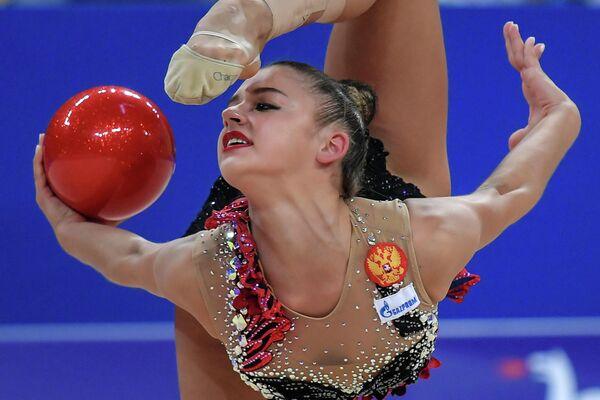 Художественная гимнастика. Чемпионат мира. Пятый день