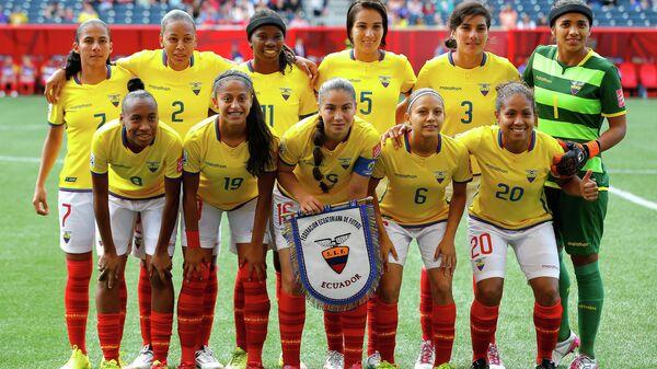 Женская сборная Эквадора по футболу
