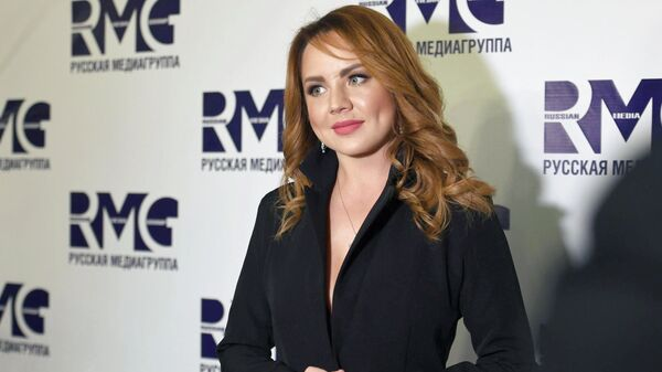 Певица MакSим (Марина Абросимова)