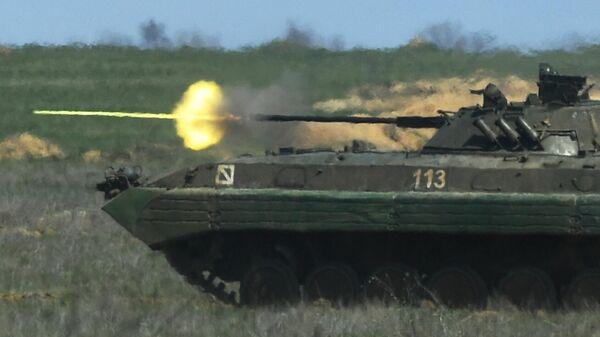 Боевая подготовка соединений и воинских частей Южного военного округа