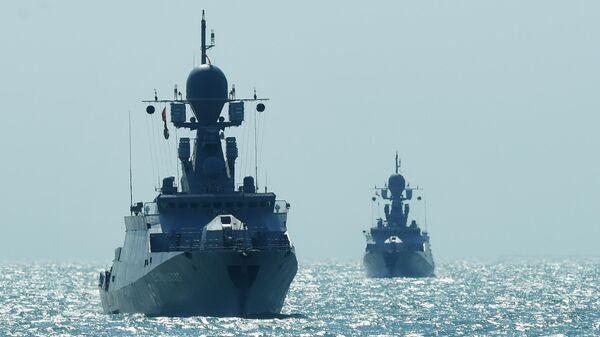 Малые ракетные корабли проекта 21631 Великий Устюг и Углич