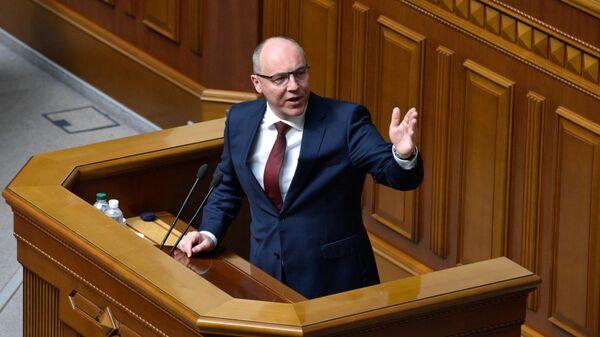 Спикер Рады объявил о прекращении существования парламентской коалиции