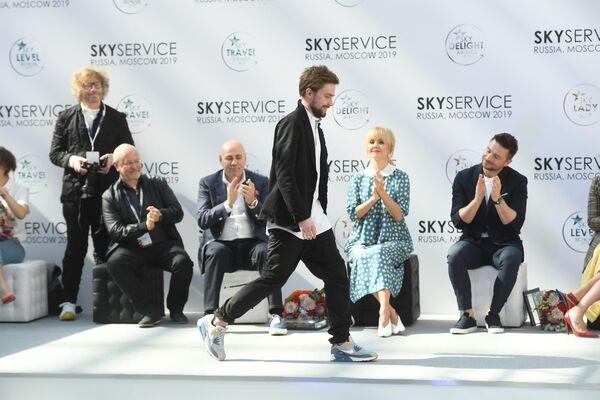 В категории самый летающий актер победил Александр Петров