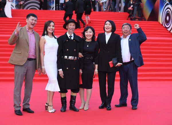 Гости 41-го Московского Международного кинофестиваля (ММКФ)