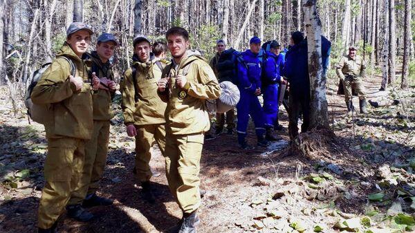 Молодежка ОНФ помогает устранить последствия пожара в Забайкальском крае