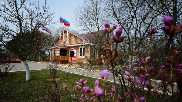 Дом Дружбы России и КНДР