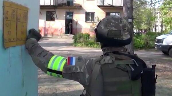 Спецоперация ФСБ РФ в Нальчике