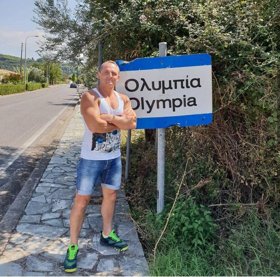 Греция. Олимпия