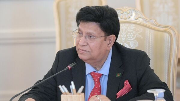 Министр иностранных дел Бангладеша Абдулкалам Абдул Момен